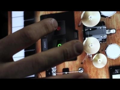 Rockmate transforme votre iPad en studio