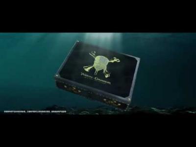 Samsung Galaxy S8 : l'édition Pirates des Caraïbes en vidéo