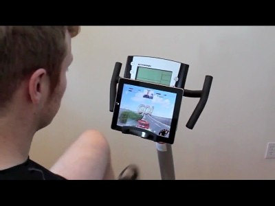 Fit Freeway, l'app qui réconcilie gamers et sportif