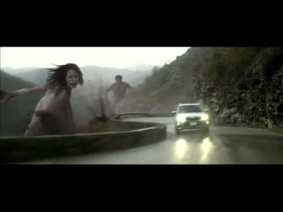 Le Subaru Forester ne craint pas la colère des titans