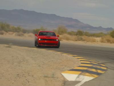 Dodge Challenger SRT ''Hellcat'' : 707 chevaux pour son Muscle Car
