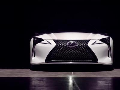 Salon de Détroit 2019 : Lexus LC Convertible Concept