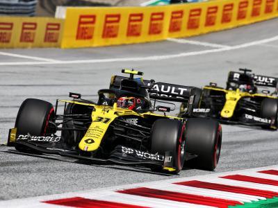 Grand Prix de Hongrie de F1 : Renault sur la bonne voie ?
