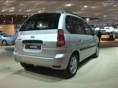 Matrix 2008 Hyundai