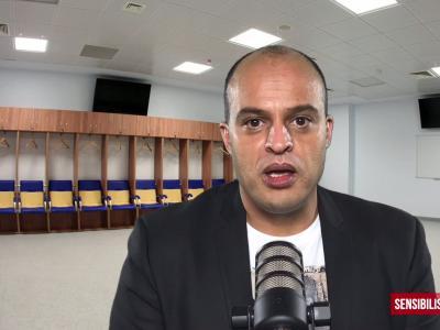 EXCLU - Saïd Ennjimi : ''Il faut radier à vie les joueurs violents envers les arbitres''
