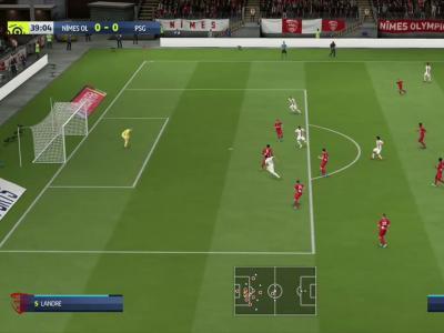 Nîmes Olympique - PSG : notre simulation FIFA 20 (L1 - 38e journée)
