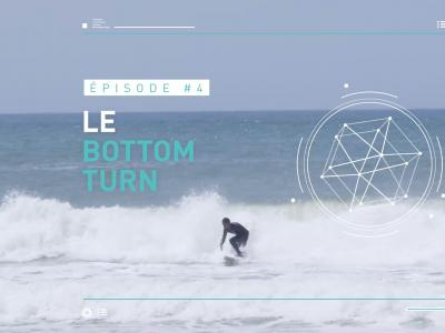 Vidéos : Coach surf #3 - Le Bottom Turn