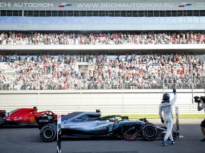 Grand Prix de Russie de F1 : Hamilton, Vettel, Leclerc... qui signera la pole position ?
