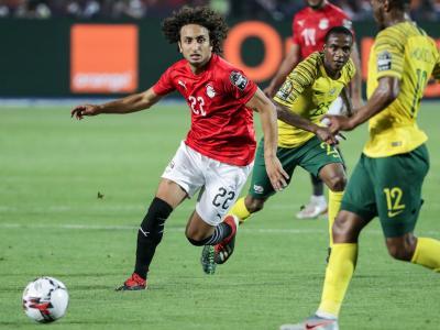 CAN 2019 : le résumé et le but d'Egypte-Afrique du Sud !