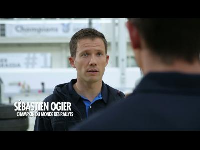 Sébastien Ogier cherche son copilote de caisse à savon...
