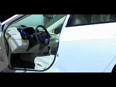 Reportage Honda Insight
