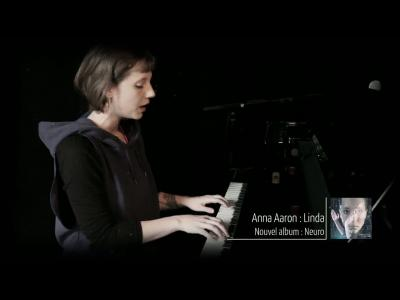 Anna Aaron en live pour Men's UP
