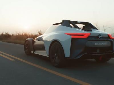 Nissan BladeGlider Concept : acte II