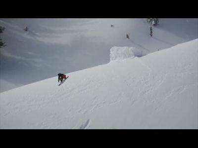 Bryan Iguchi : un snowboardeur particulier