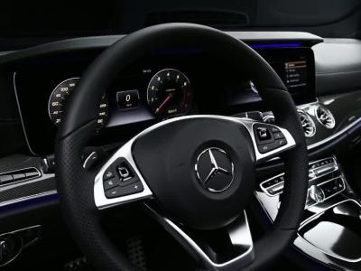 Première vidéo pour la nouvelle Mercedes Classe E Coupé