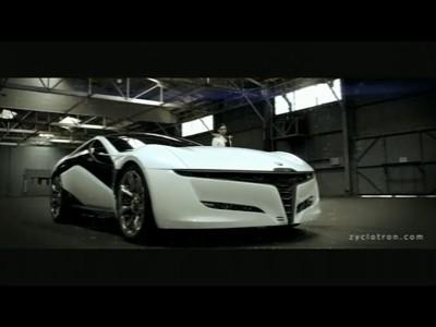 Un court métrage autour de l'Alfa Romeo Pandion