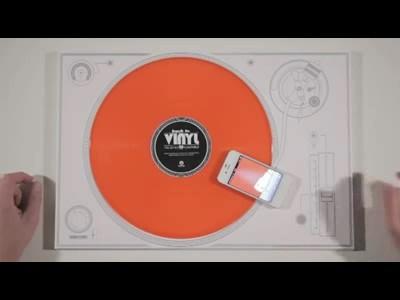 Le retour du vinyl !