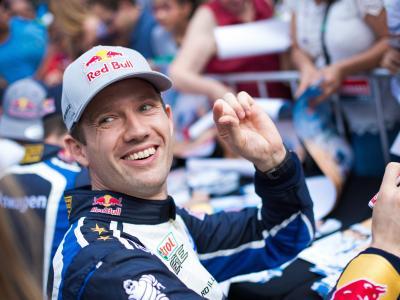 WRC : les 7 titres de Sébastien Ogier en chiffres