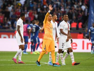 PSG - Navas : ''Je remercie les supporters pour leur affection''