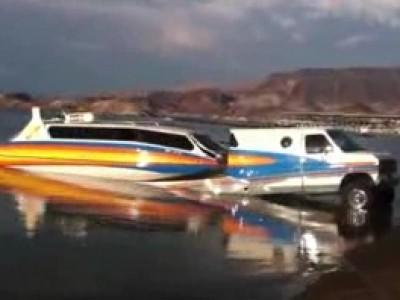Un bateau auto ou une auto bateau ?