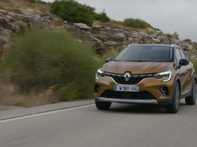 Renault Captur II : notre essai vidéo