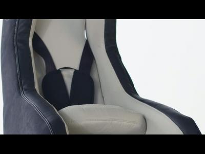 Volvo expérimente le siège auto gonflable pour enfant