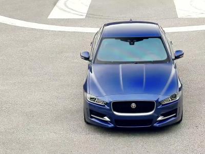 Essai Jaguar XE