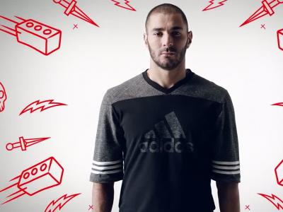 Vidéos : Benzema règle ses comptes avec Adidas