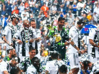 Juventus : le palmarès complet des Bianconeri