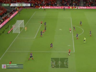 FC Lorient - La Berrichonne de Châteauroux : notre simulation FIFA 20 (L2 - 33e journée)