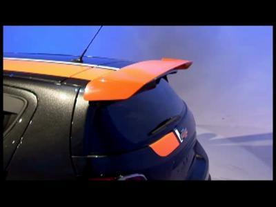 Détroit 2011 : Chevrolet Sonic Orange