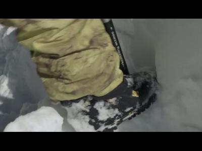 Riz Travis conçoit des bottes de snow pour DC