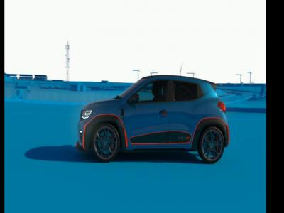 Renault Kwid Racer & Climber concept