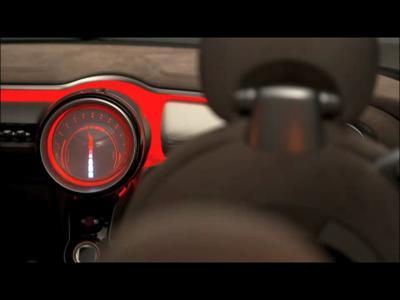 Genève 2011 : Mini Rocketman, l'intérieur