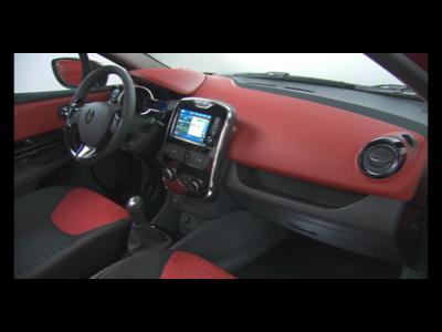 Renault Clio 4 : l'habitacle