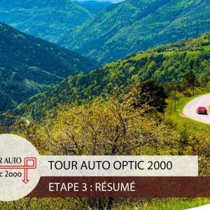 Tour Auto 2018 Jour 3 : Megève - Avignon