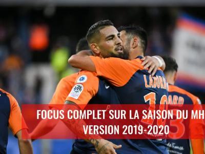 Montpellier HSC : le bilan de la saison 2019 / 2020