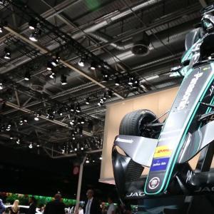 Mondial 2016 : Jaguar I-type Formule E