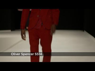Défilé Oliver Spencer PE 2014