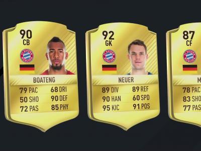 FIFA 17 : le Top 50 des meilleurs joueurs en vidéo