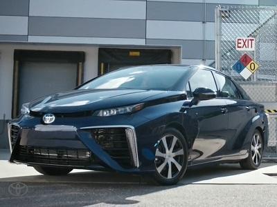 Toyota Mirai : ''Fueled by bullshit''