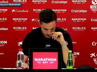 PSG : Les adieux émouvants de Pablo Sarabia à Séville