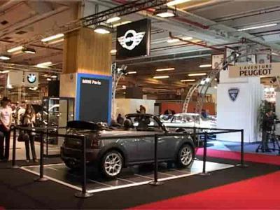 Le Salon du Cabriolet, Coupé & SUV 2009