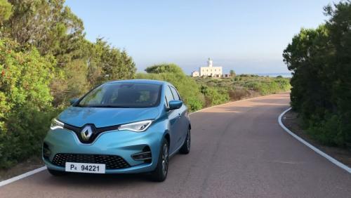 Nouvelle Renault Zoé : découverte de la nouvelle citadine électrique