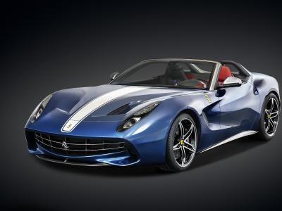 Ferrari F60 America : le cadeau d'anniversaire