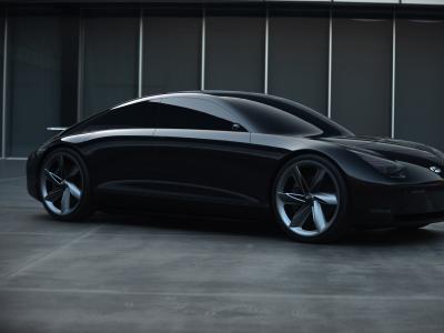 Hyundai Prophecy Concept EV : le concept électrique en vidéo