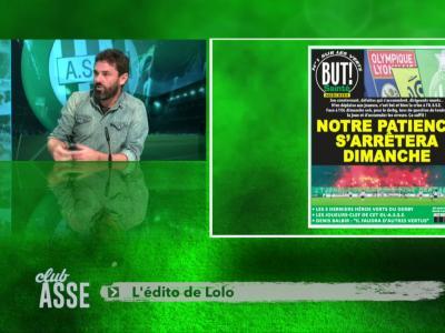 ASSE : l'edito de Laurent Hess sur la promesse Aïmen Moueffek