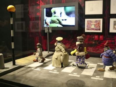 Culturetainment [S5E32] Aardman, L'art qui prend forme, l'exposition