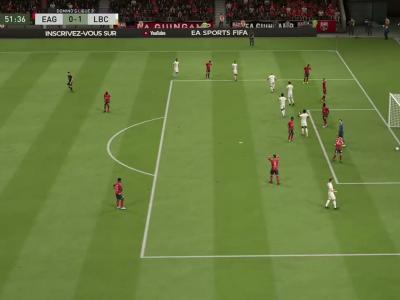 En Avant Guingamp - La Berrichonne de Châteauroux : notre simulation FIFA 20 (L2 - 37e journée)