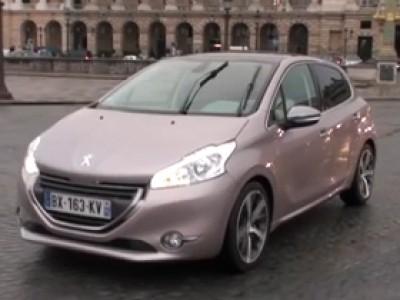 Exclusif: à bord de la Peugeot 208